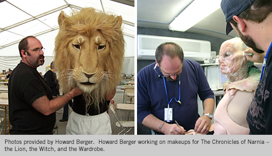 Howard Berger Makeup for The Chronicles of Narnia