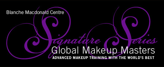 BMC Signature Series Celebrity Makeup Artist Sharon Gault Header