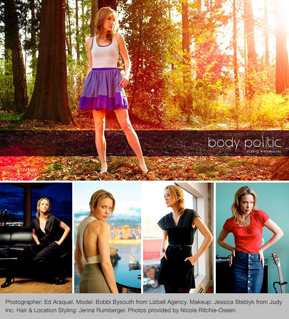 body politic clothing boutique vancouver