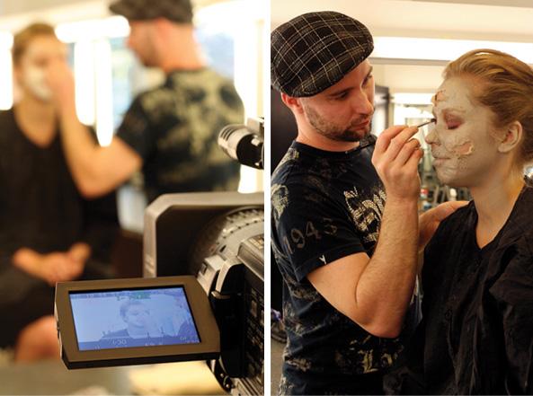 zombies makeup. zombies makeup. Gemmell Zombie Makeup; Gemmell Zombie Makeup