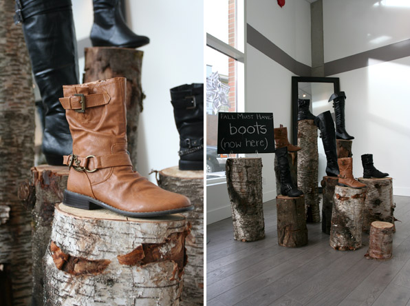 Boots at Muse Social Fashion Boutique