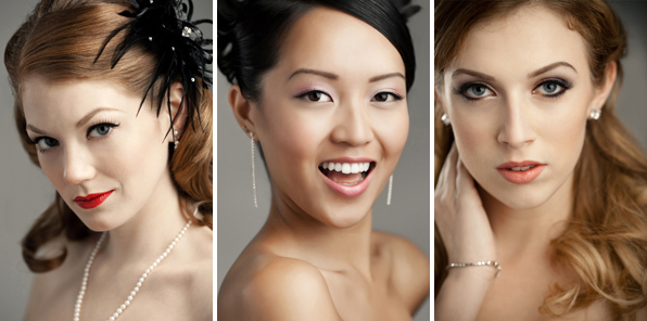 makeup student tips Felicia Bromba on Bridal make-up