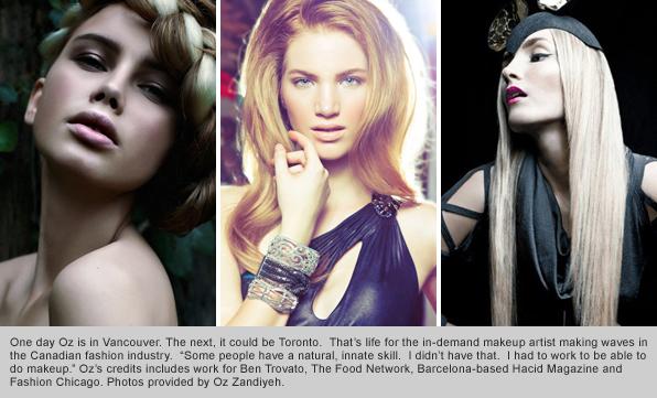 makeup artist essays