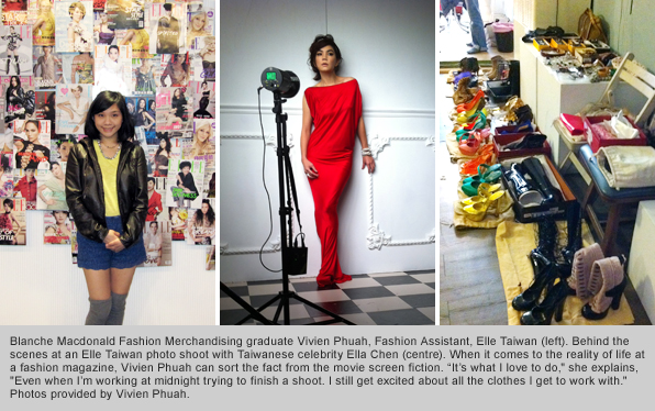 Top Fashion School Graduate Vivien Phuah