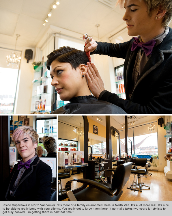 Top Hair School Graduate Travis Battagla