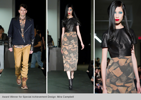 Top Fashion School Fashion Design Show 2012