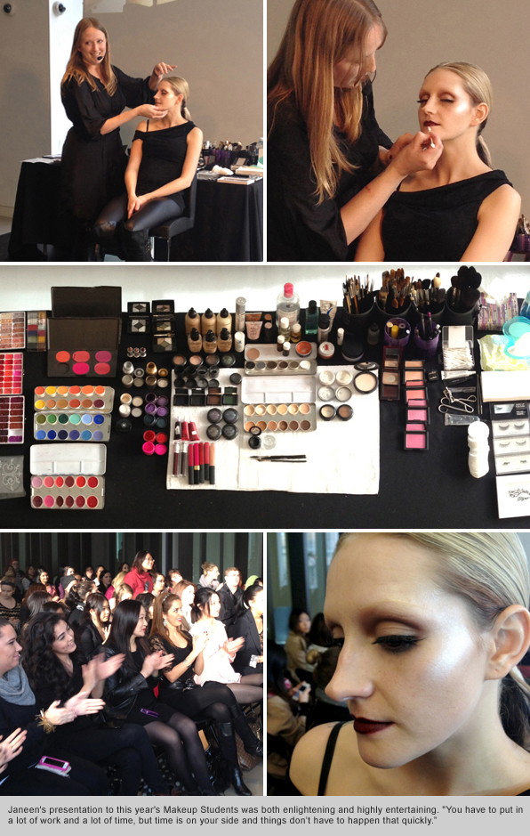 Top Makeup School Graduate Janeen Witherspoon