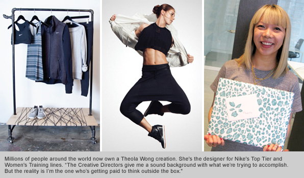Top Fashion Design School Graduate Theola Wong