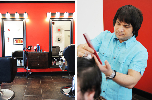 Top Hair School Graduate Raj Bharti