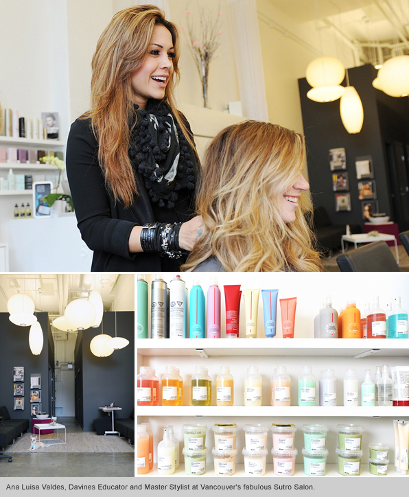 Top Hair School Graduate Ana Luisa Valdes