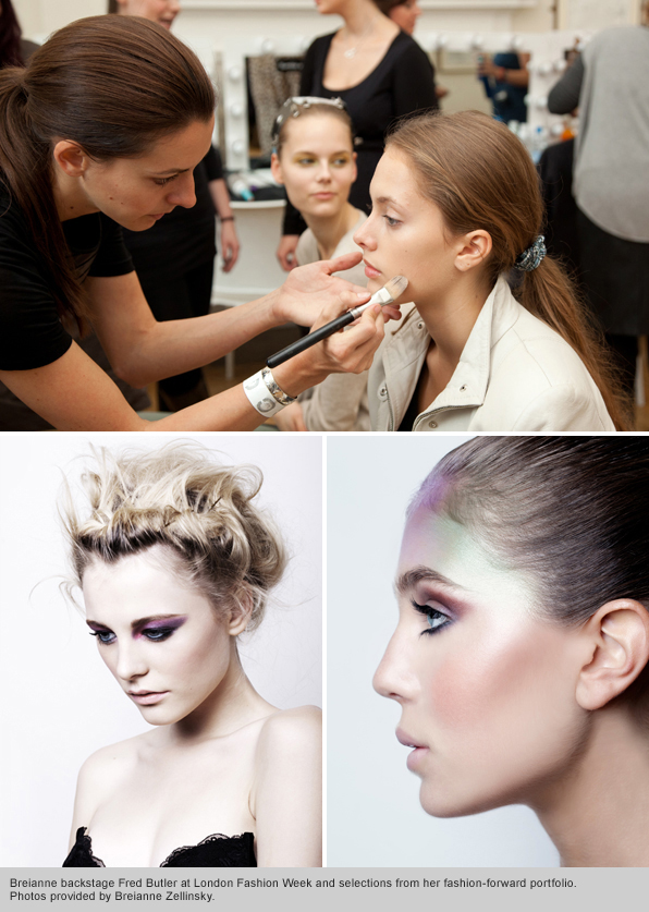 Top Makeup School Graduate Mary Ann Richardson
