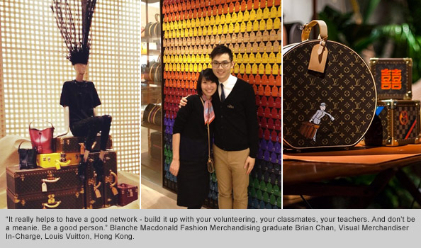top fashion merchandising graduate brian chan louis vuitton hong kong