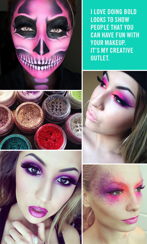 top makeup school graduate starrly gladue