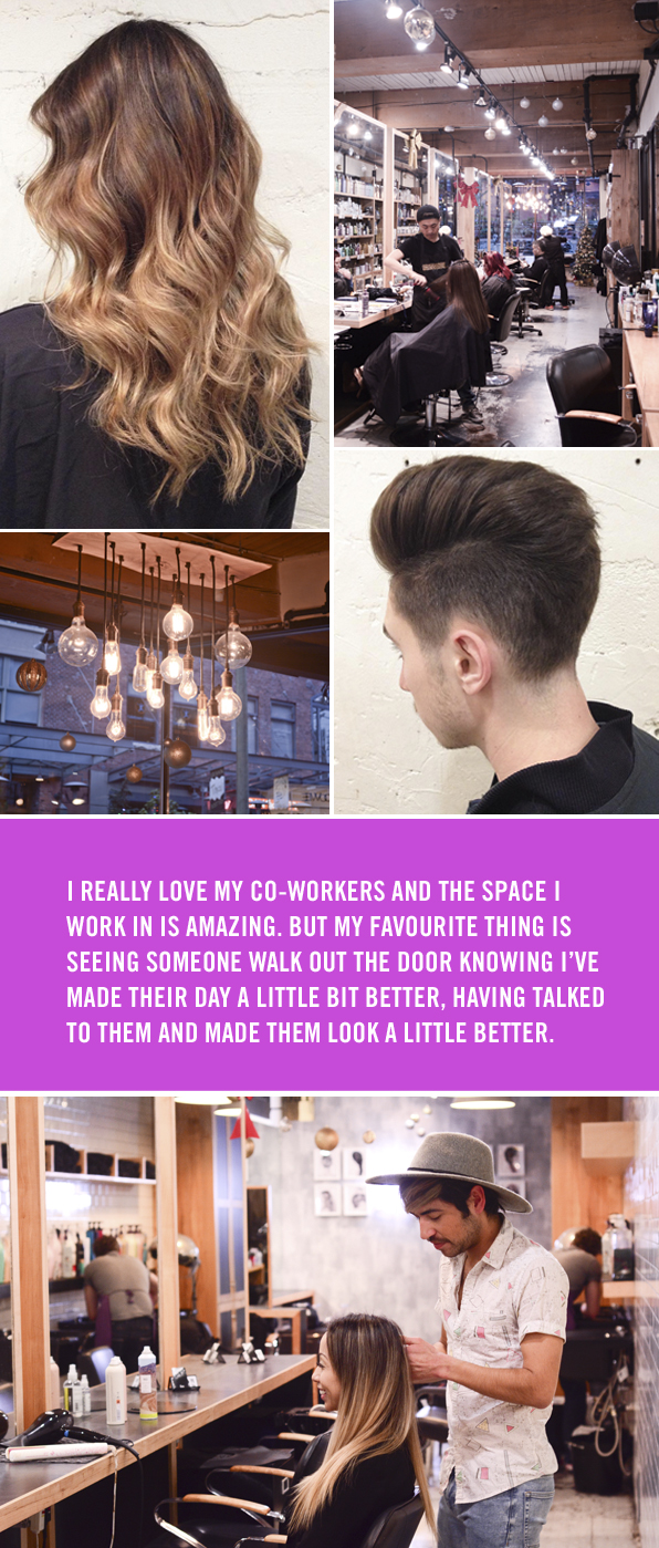 Top Pro Hair School Graduate Zachary Jackson
