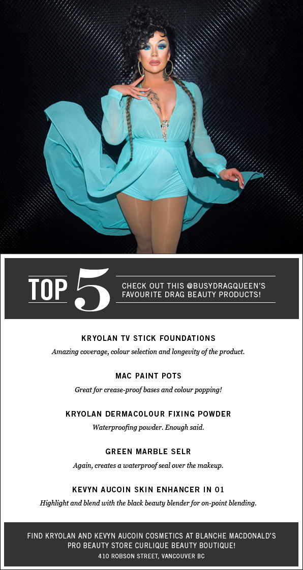 Steven Carty's Top 5 Drag Queen Beauty Products!