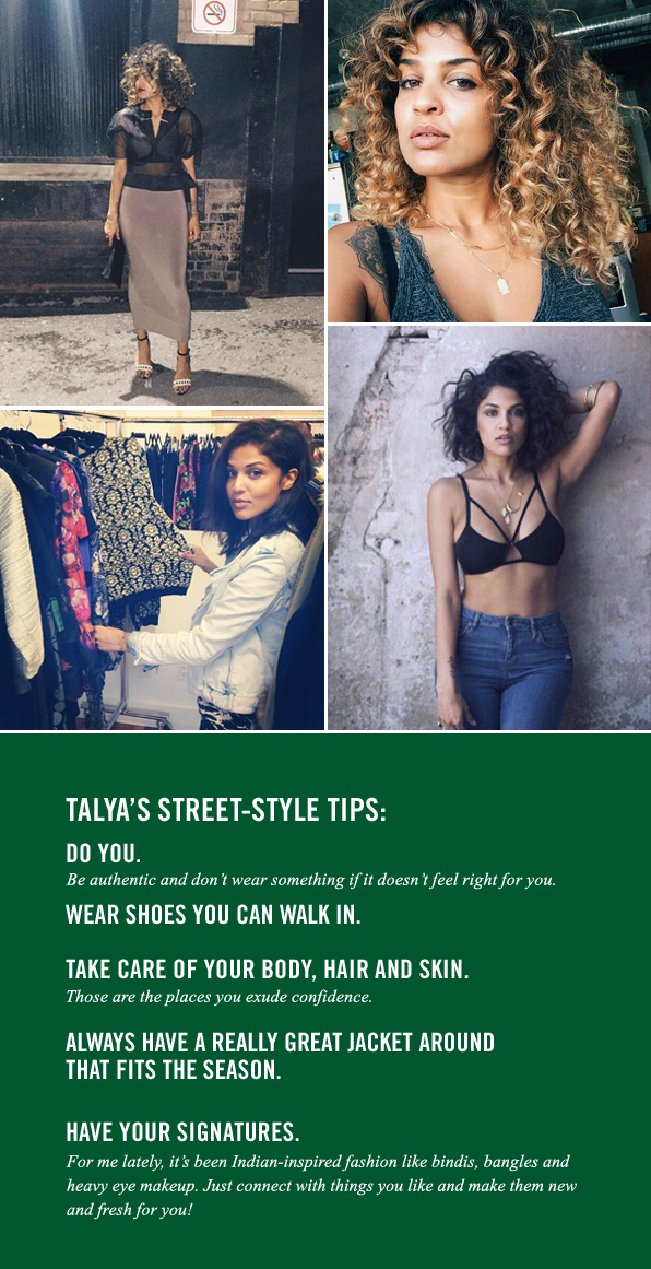 #BMCSOCIALSAYERS: Fashion Marketing Graduate Talya Lee