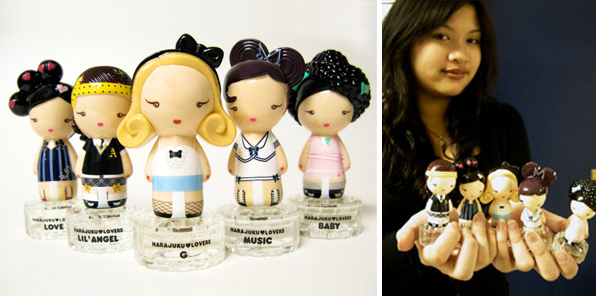 Harajuku Lovers Fragrance Set Contest Winner