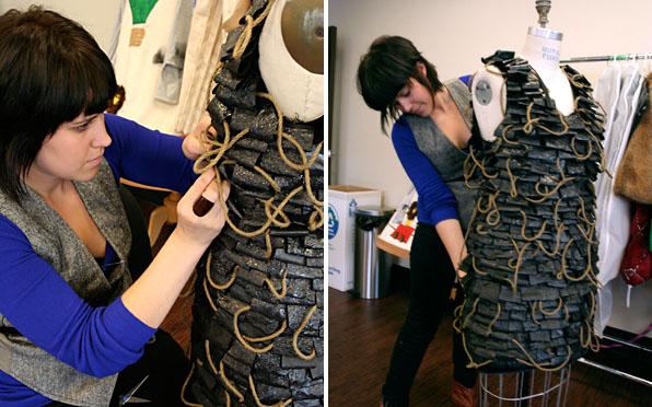 fashion design school   blanche macdonald centre fashion gallery