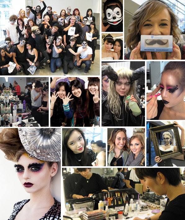 makeup artist work & study program canada