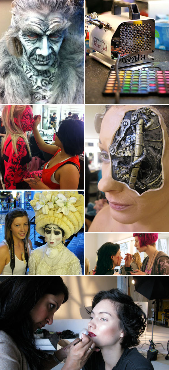 makeup artistry student gallery