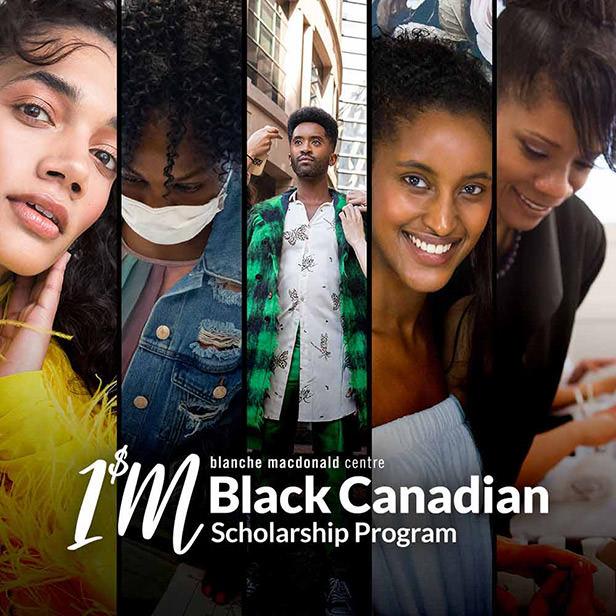 Black Canadian Scholarship Application