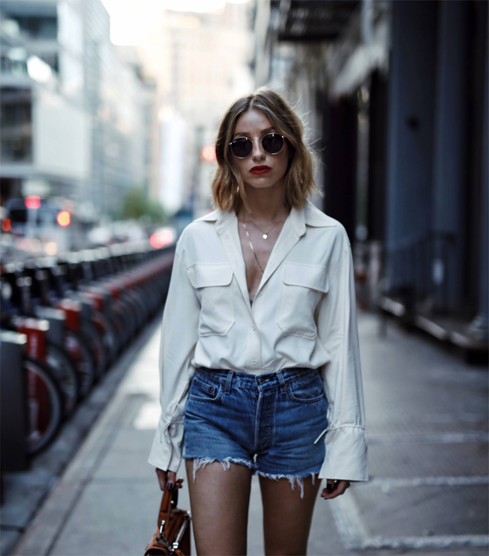 jill lansky the august diaries street style outside comfort zone