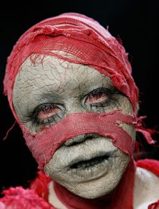 celine godeau special makeup effect