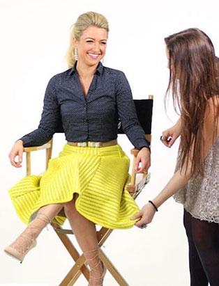 top fashion marketing graduate claudia da ponte natalie langston