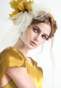 top makeup artist oz zandiyeh mustard yellow