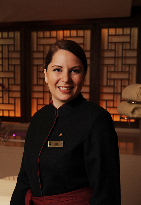 amy berry chi manager shangri-la hotel spa