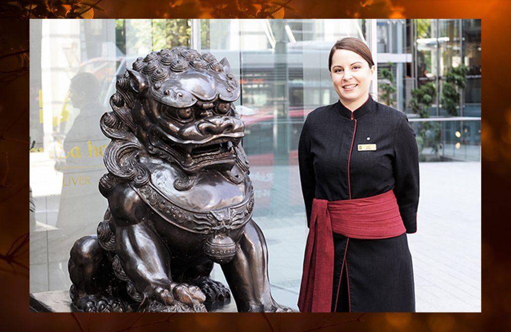 Esthetics Graduate Amy Berry Delivers Spa Paradise at the Shangri-La Hotel