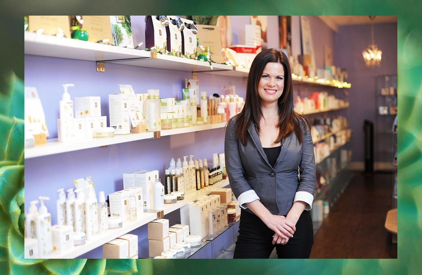 Esthetics Graduate Laura Eastveld Creating Superstars with Eminence Organics