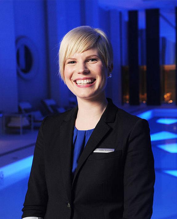 Esthetics Graduate Lindsay Koropchuk Creates Perfect Sense at Vancouver's Rosewood Hotel Georgia
