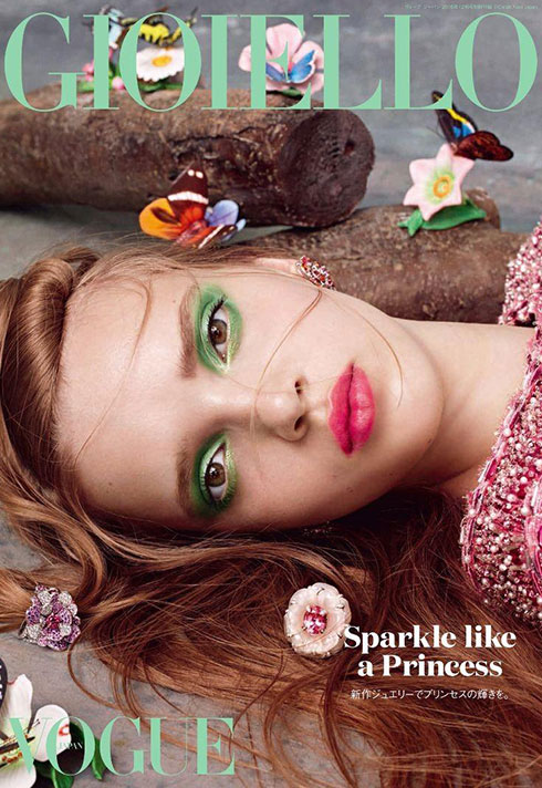 top makeup school graduate janeen witherspoon vogue beauty japan cover