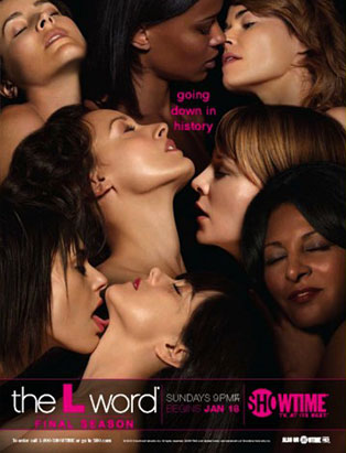 the l word promo poster showtime