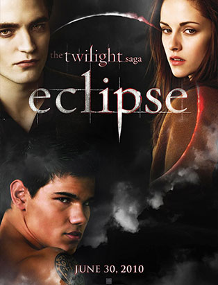 twilight saga eclipse poster