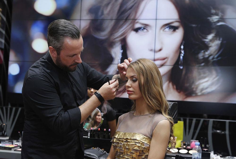 top makeup school graduate jon hennessy inglot opening