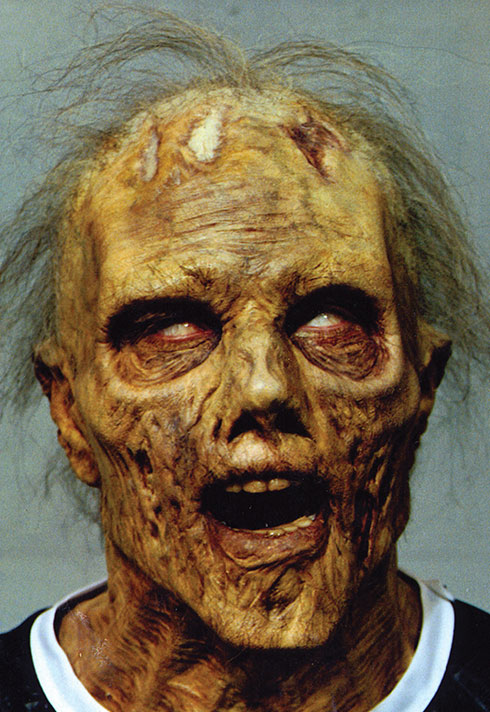 blanche macdonald fx makeup instructor holland miller zombie