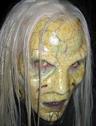 blanche macdonald fx makeup instructor holland miller alien