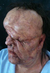 blanche macdonald fx makeup instructor holland miller bulbous mutant profile