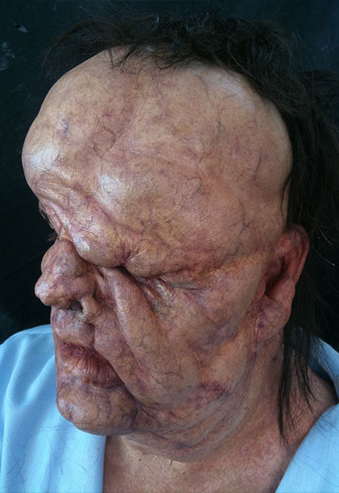 blanche macdonald fx makeup instructor holland miller bulbous mutant profile