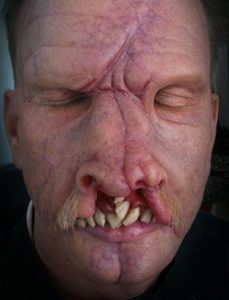 blanche macdonald fx makeup instructor holland miller cleft face