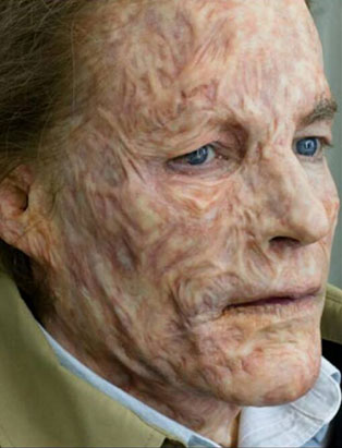 blanche macdonald fx makeup instructor holland miller fringe facial scars