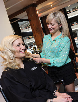 Pro Hair Graduate Pamela Jacek-Shapiro Finds Freedom at Workshop Salon
