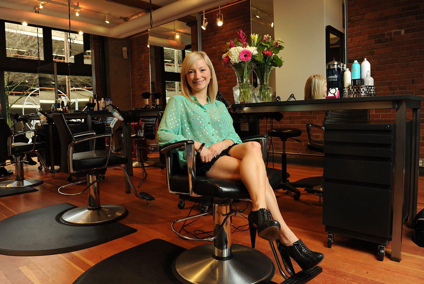 Pro Hair Graduate Pamela Jacek-Shapiro Finds Freedom at Workshop Salon