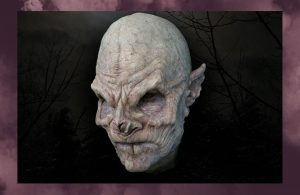 special effects makeup of vampire by holland miller