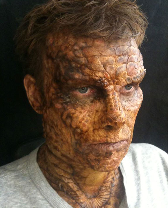 Graduate turned Instructor Holland Miller brings Hollywood Special Effects Makeup Magic to Vancouver