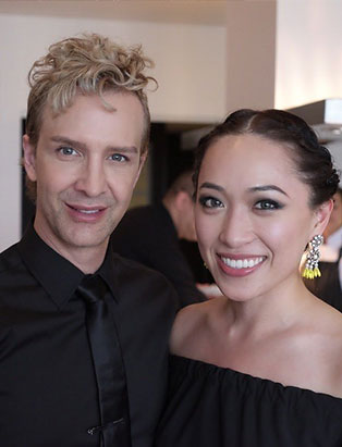 top fashion design graduate wen chee liu dream team