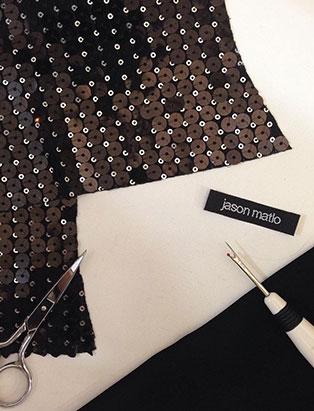 top fashion design graduate wen chee liu jason matlo label tag