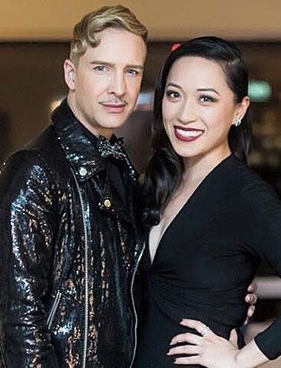 Fashion Design Graduate Wen-Chee Liu Cooks Up Style Perfection With Jason Matlo